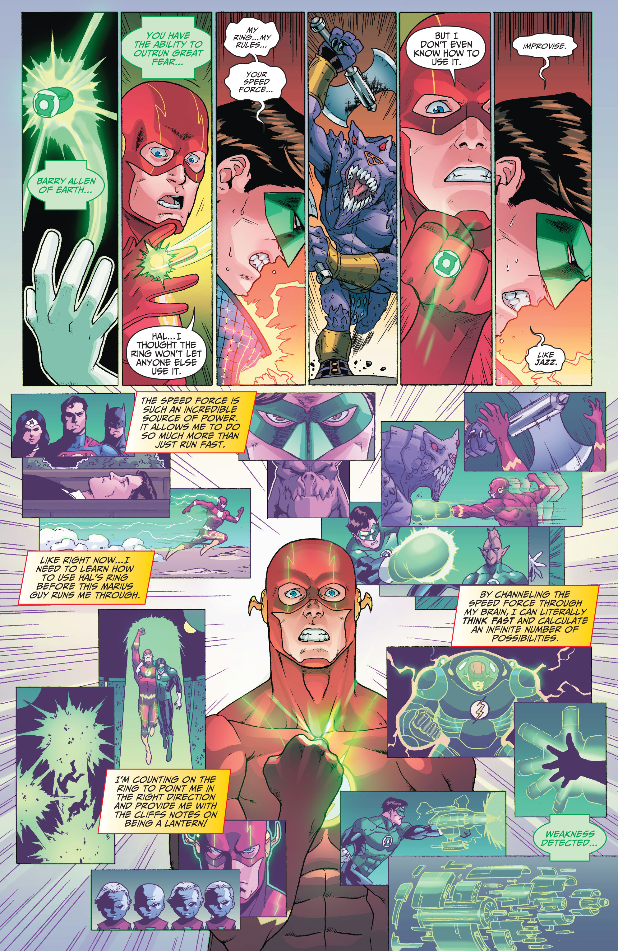 Read online The Flash (2011) comic -  Issue # Annual 2 - 25