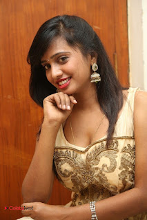 Actress Nakshatra Latest Picture Gallery in Long Dress  0041.JPG