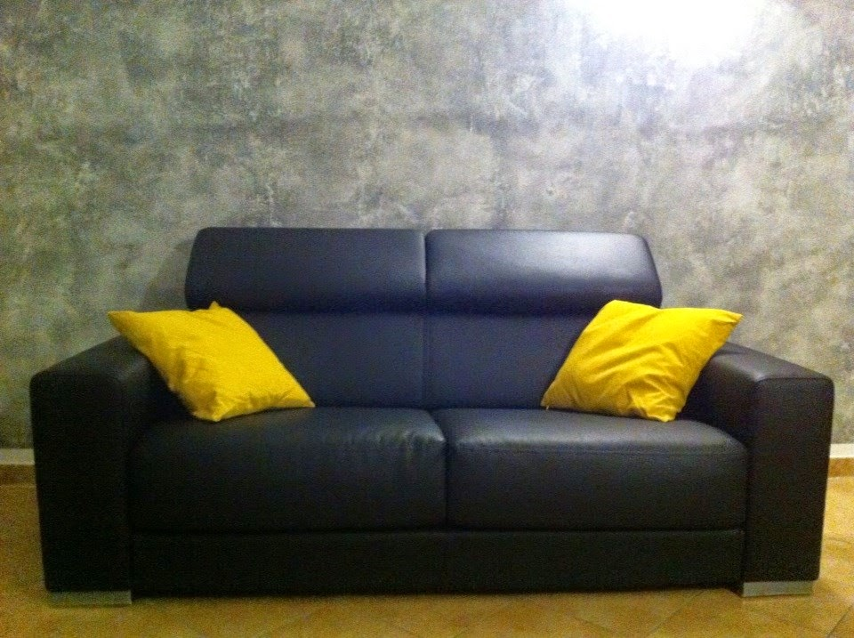 Archicasa allestire la parete del divano for Parete dietro divano