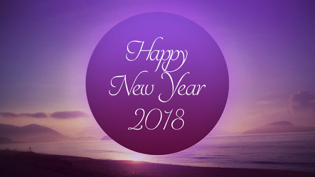 Happy New Year 2018 Greetings Images