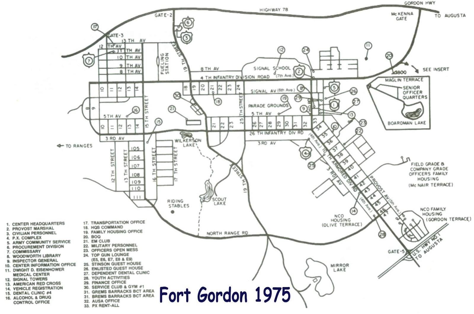 Taipei Signal Army Vietnam War Era Fort Gordon Augusta Ga