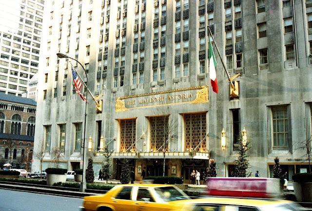 lieu de tournage Serendipity The Waldorf Astoria