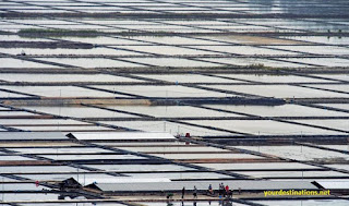 Jeungdo Salt Farm