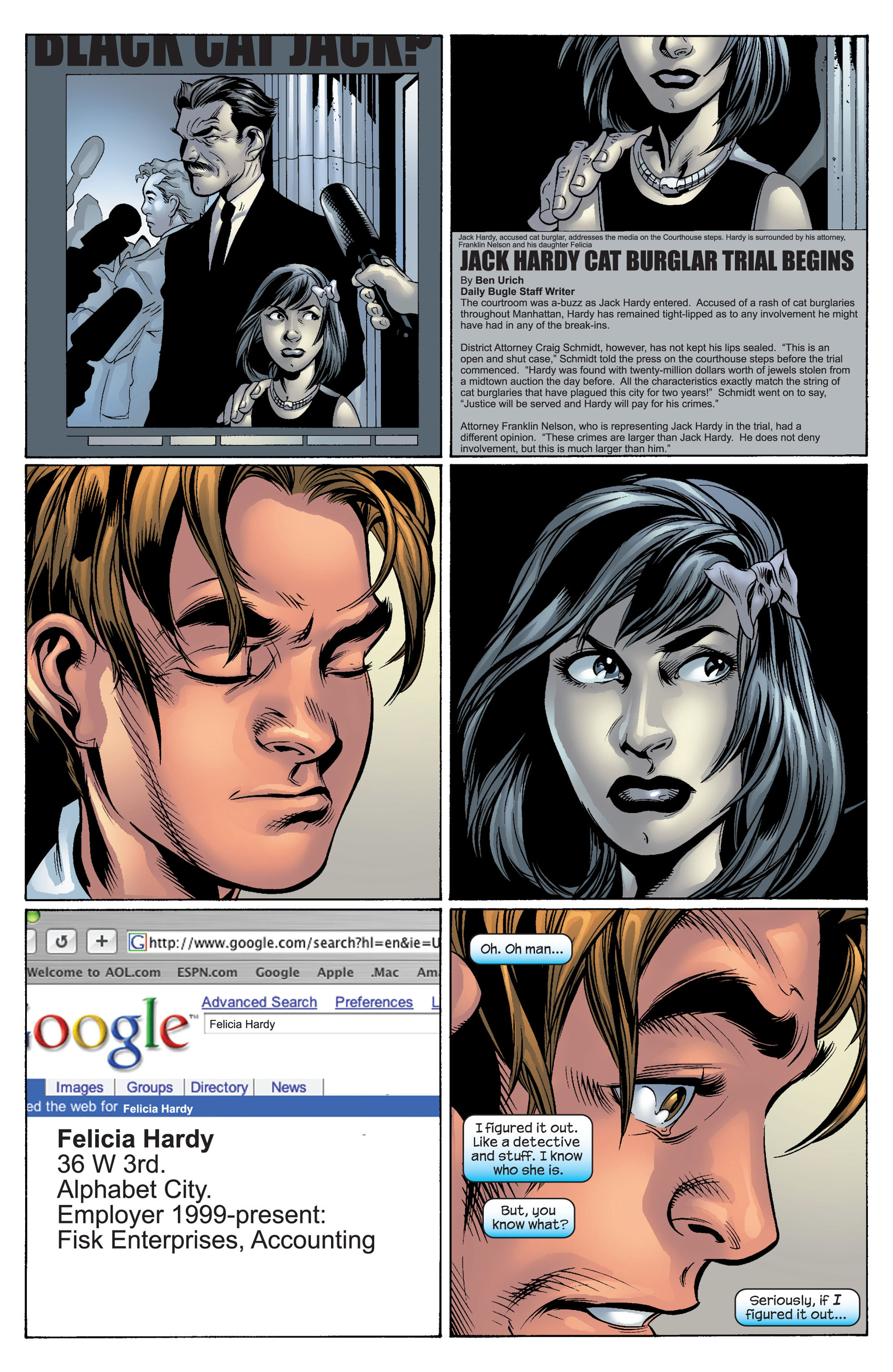 Read online Ultimate Spider-Man (2000) comic -  Issue #53 - 15
