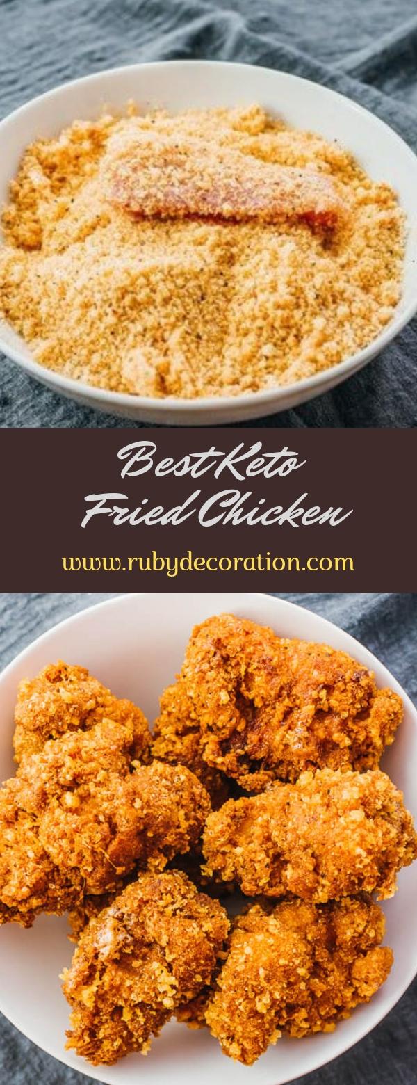 Best Keto Fried Chicken