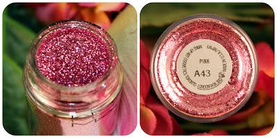 Mac's Pink Glitter
