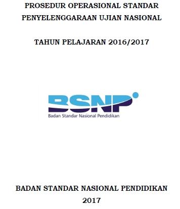 Download POS UN SMP/MTs/SMA/MA/MAK/SMK 2017