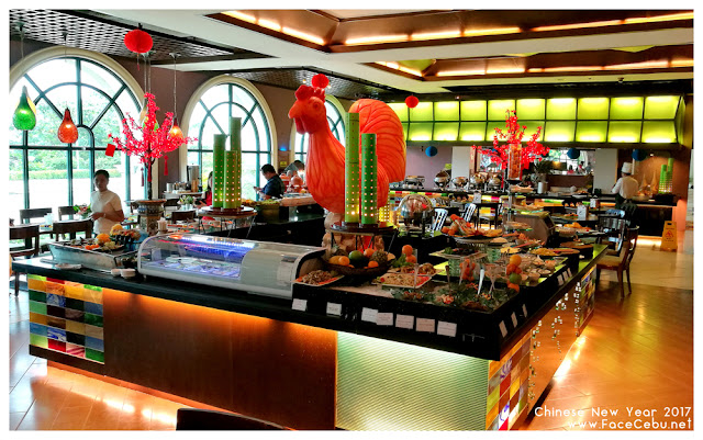 UNO Restaurant at Waterfront Airport Hotel and Casino
