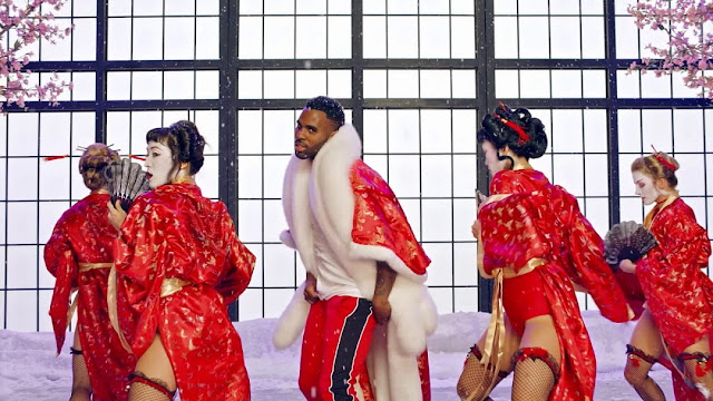 Jason Derulo Premieres 'Tip Toe' Video feat. French Montana
