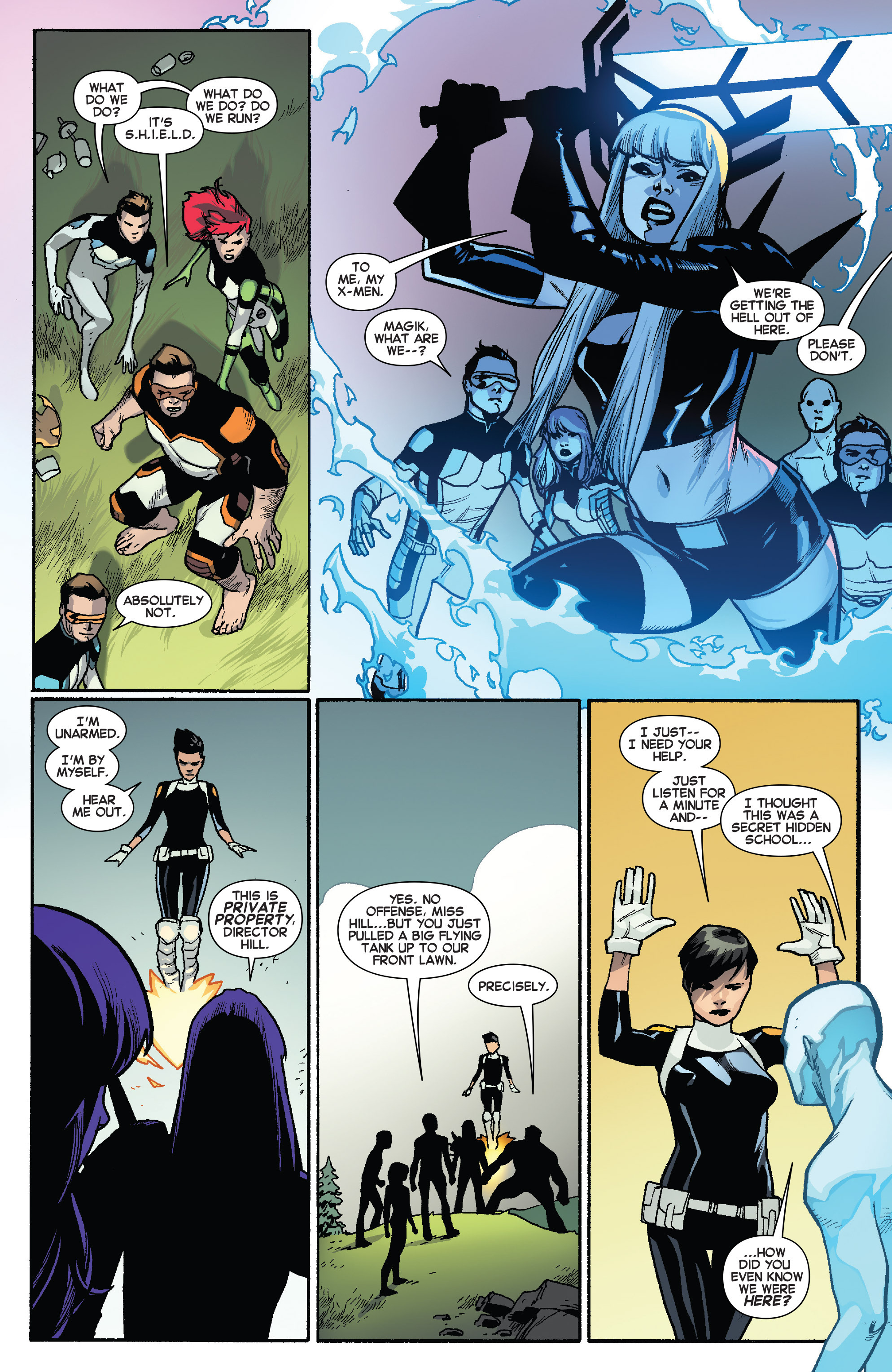 Read online All-New X-Men (2013) comic -  Issue #41 - 4