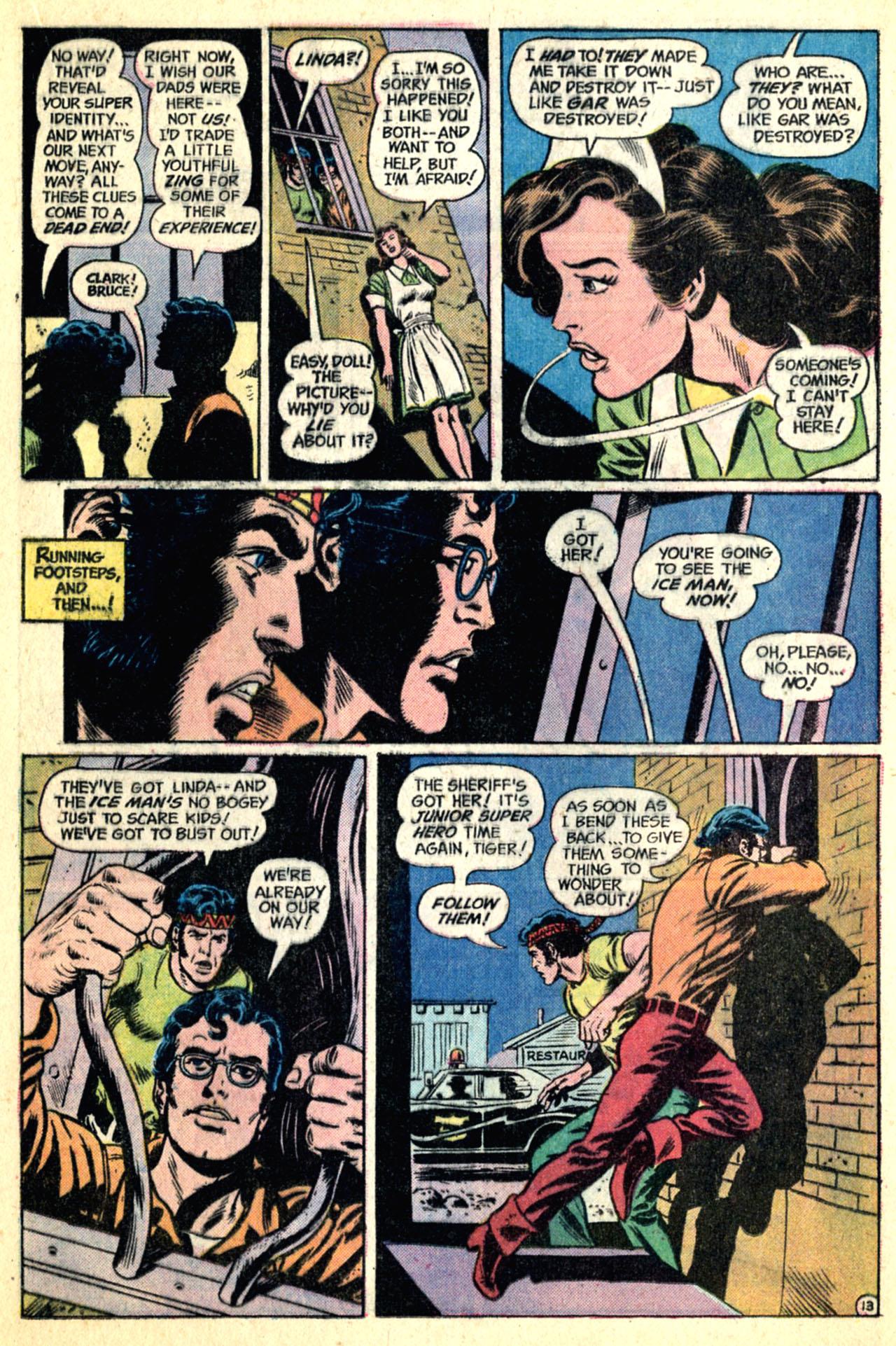 Read online World's Finest Comics comic -  Issue #216 - 17