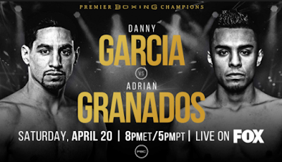 WATCH @Garcia vs @Granados @Live @Stream @FREE