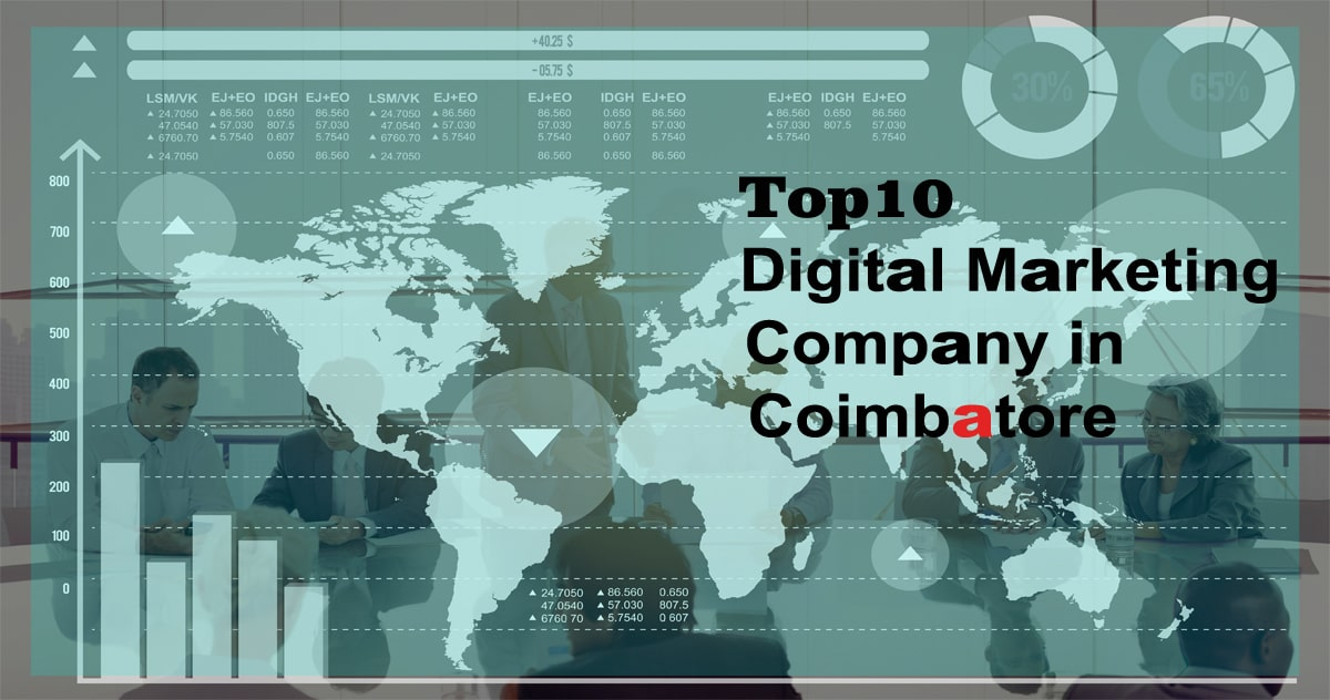 List of Top 10 Digital Marketing Company & Agency in