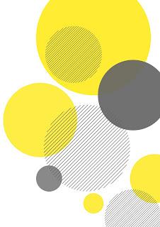 darmowe plakaty z żółtym