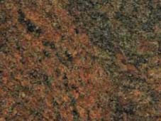 Multicolor Red - Red Granite