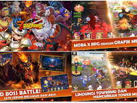 Seven Paladins ID 3D RPG x MOBA Game MOD APK Unlimited Money v1.1.6 New Updated Versi Indonesia