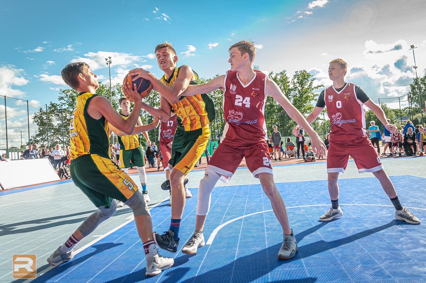 Jelgavas basketbolisti izcīna zelta medaļas