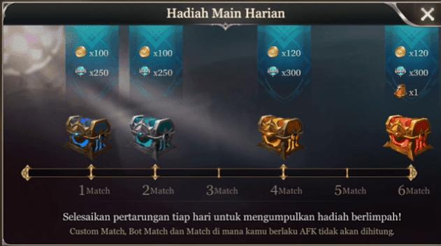 Cara Cepat Mendapatkan Gold di Arena Of Valor (AOV)