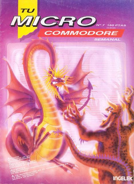 Tu Micro Commodore #07 (07)