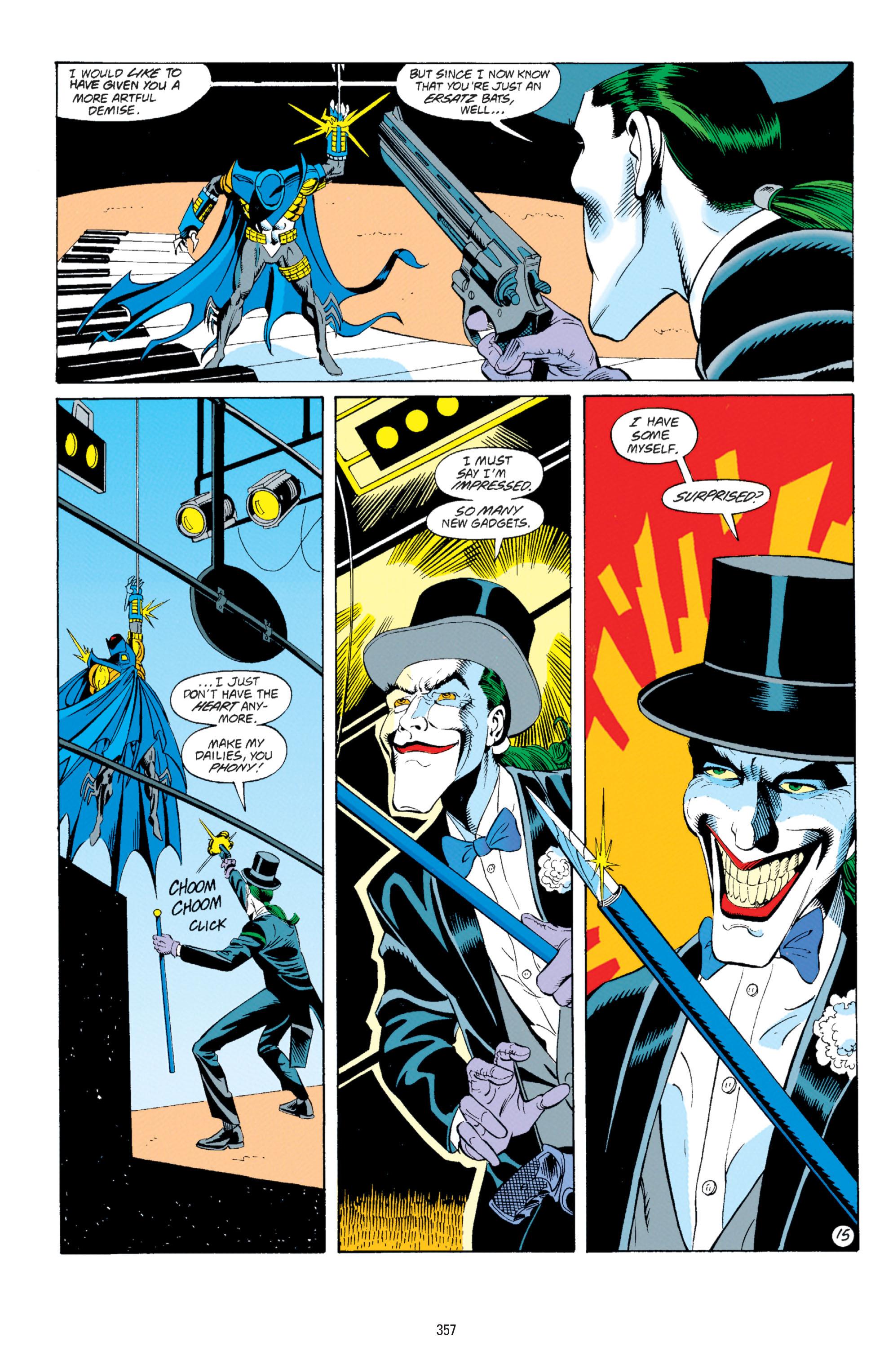 Detective Comics (1937) 673 Page 14
