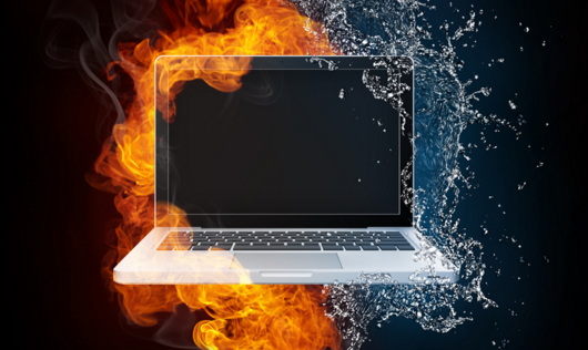 Penyebab Laptop Cepat Panas