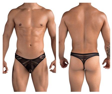 Pikante Glamorous Thongs Tバック