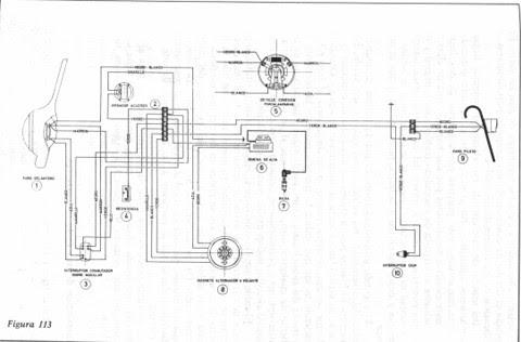 ISATECNO: instalaciones electricas de un motor de cuatro