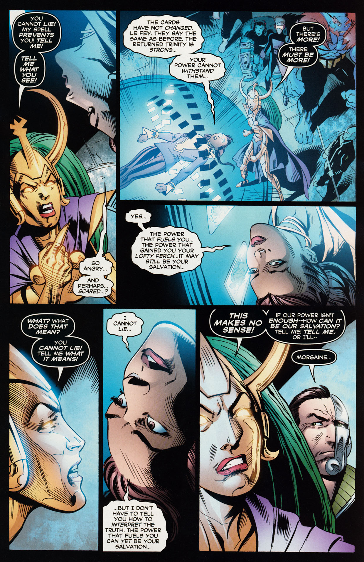 Read online Trinity (2008) comic -  Issue #43 - 15