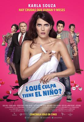 Que Culpa Tiene El Niño 2016 R4 NTSC DVDR Latino