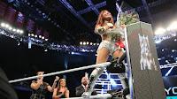 WWE - La japonesa Kairi Sane primera campeona del Mae Young Classic
