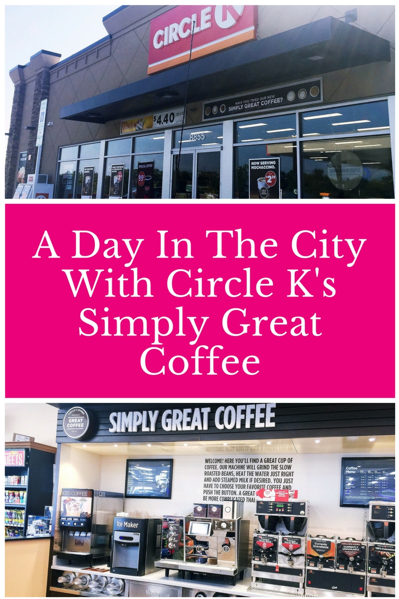 Circle K Simply Great Coffee