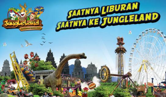 Promo Tiket Jungleland