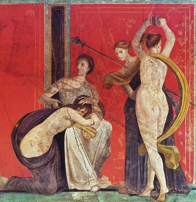 Very naked pagan goddesses nude art