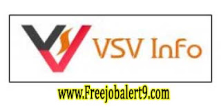 VSV Info Recruitment 2017 Jobs For Freshers Apply
