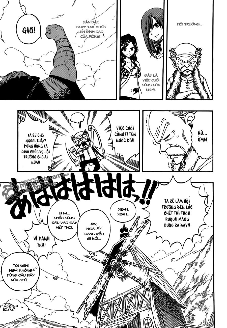 Fairy Tail chap 259 trang 18