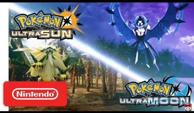 Pokemon Ultra Sun and Ultra Moon got a new trailer and it's strange and evil