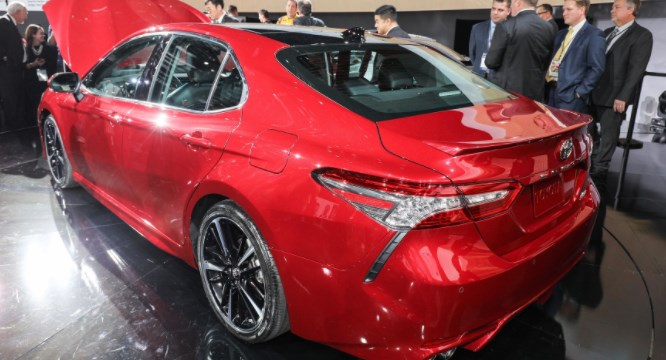 2019 Toyota Camry is new and improved