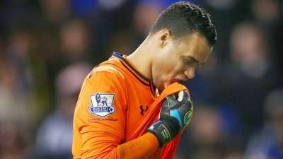 Time to support Vorm, Lloris had a dodgy start too