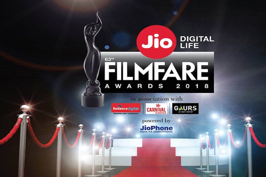 64th Jio Filmfare Awards 2019 Ticket Booking Free Passes online