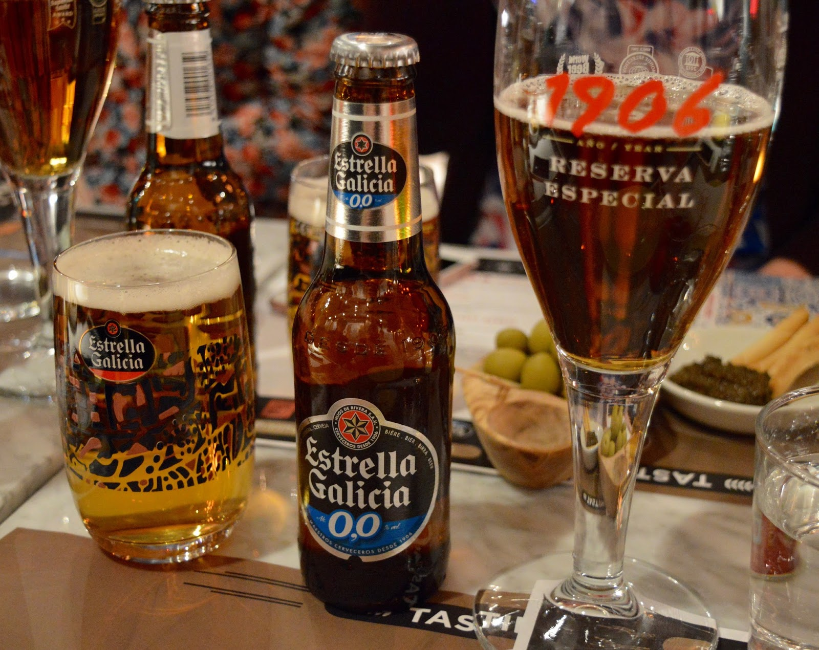 Tapas Revolution Newcastle at intu Eldon Square | Menu Review & Recommendations - estrella beers