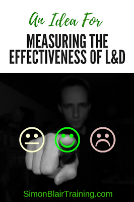 Measuring the effectiveness of L&D