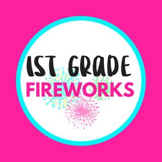 1stgradefireworks logo picture