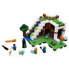 Minecraft Secret Waterfall Escape Lego Sets Sets