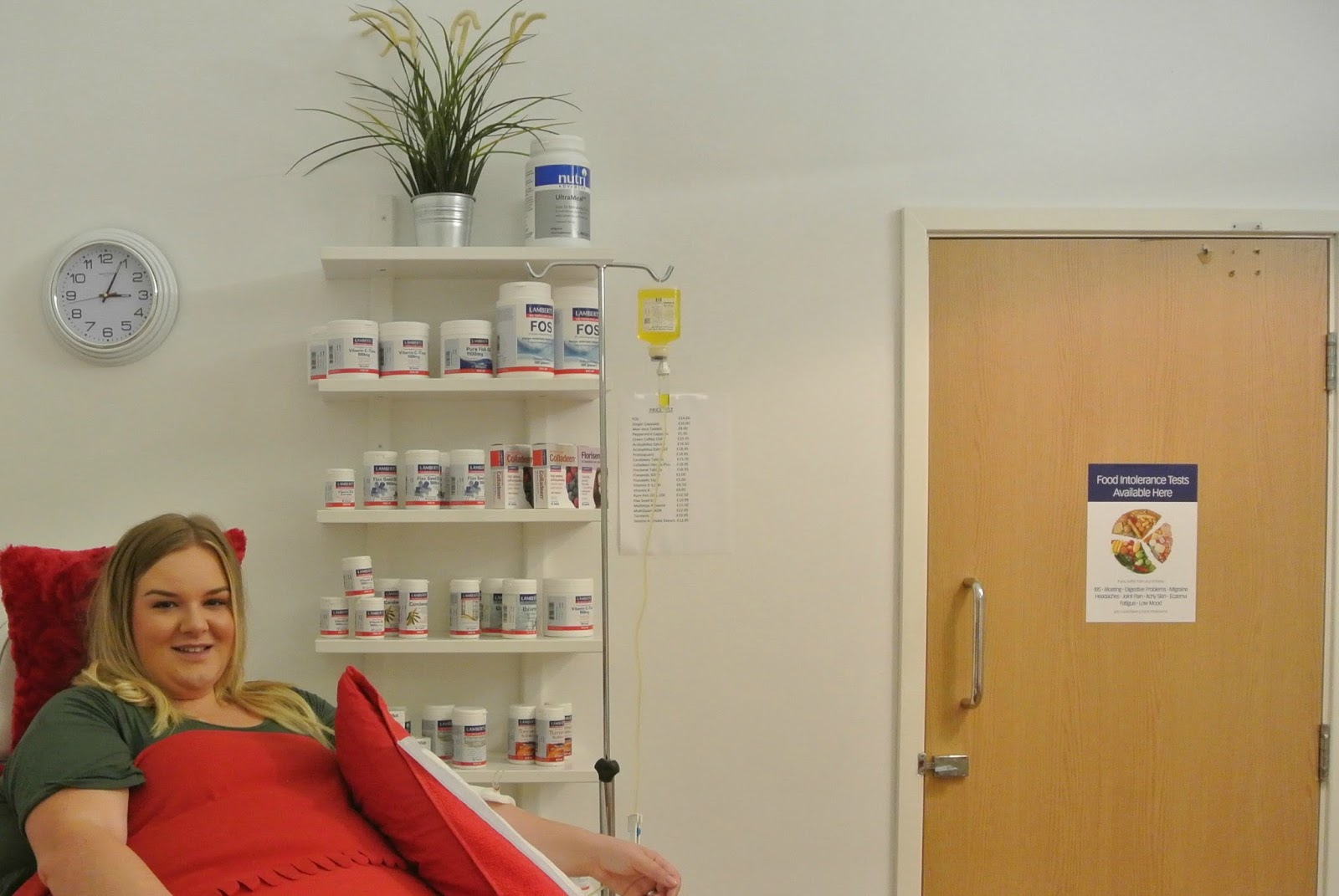 Vitamin Infusion Drip at Central Healthcare in Newcastle Image