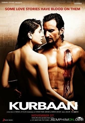 Kurbaan (2009) Movie Poster