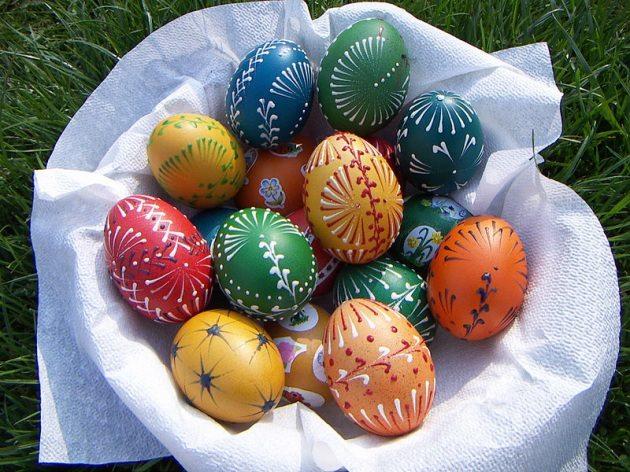 uova pasquali a Fiume