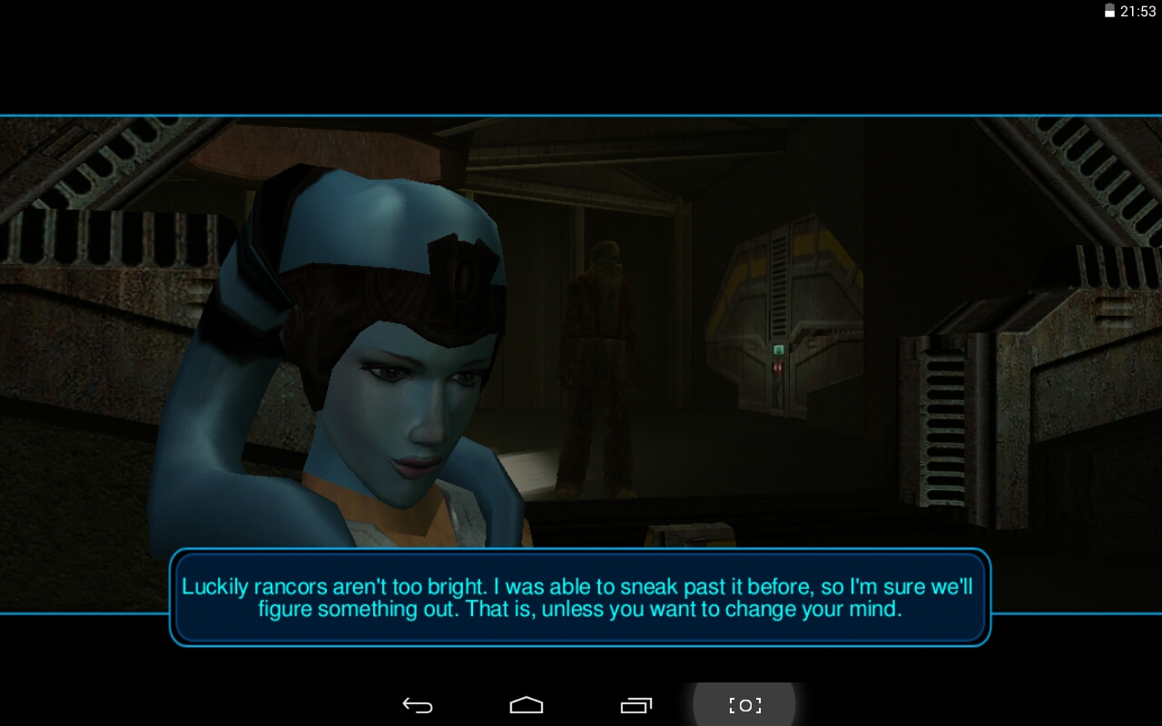 Kotor Kashyyyk Star Map Last.Going Commando A Swtor Fan Blog Playing Kotor Companion Interlude
