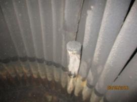 MT Sirius Boiler Fire Tube