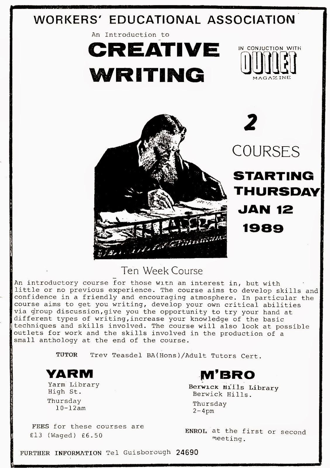 Creative writing groups cleveland