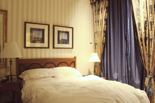 CHECKED IN: Langham Hotel, Boston